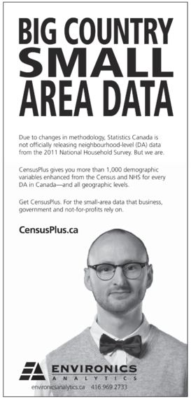 When Harper Killed the Census He Robbed