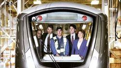 Trudeau Hands B.C. $470 Million For Transit