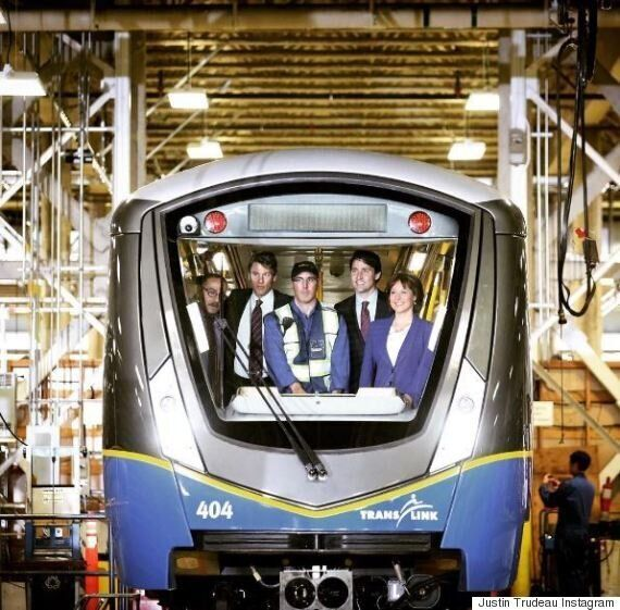 B.C. Transit Projects Injected With $470 Million From