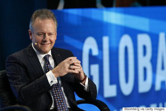 Bank Of Canada's Stephen Poloz Says Canadian Economy Is Getting Stronger, Remains