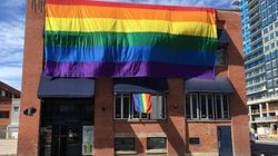 Calgary Gay Club Ordered To Remove Pride Flag Supporting