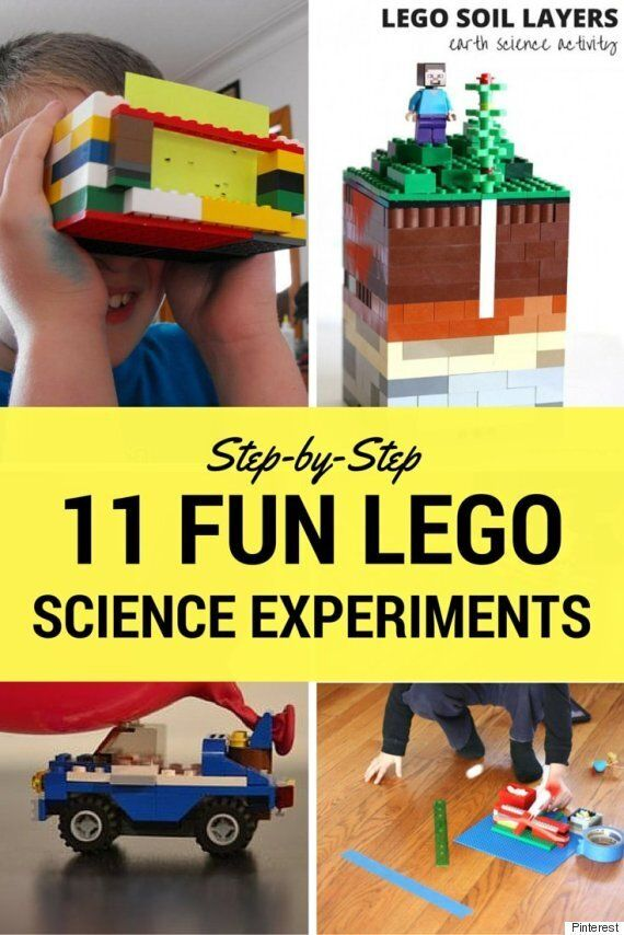 Science Experiments For Kids Using