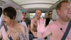We Can't Stop Laughing At The Chili Peppers' Carpool