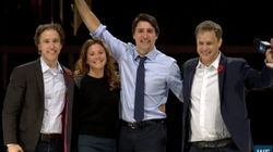 PM Turns 'Trudeau' Chants Into 'Canada' Chants At We Day