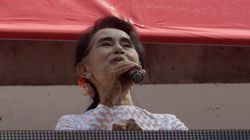 Myanmar Election Results Trickle In, Suu Kyi's Party Claiming