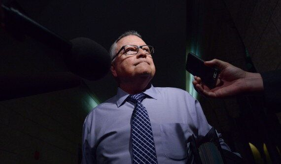 Ralph Goodale, Public Safety Minister, Rejects Call To Change AR-15 Rifle