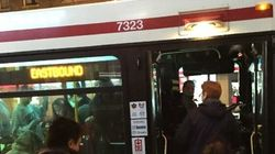 'This Evening I Was Unapologetically Harassed By This TTC