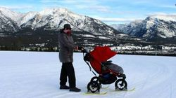 Calgary Couple Come Up With Genius Stroller Idea For
