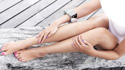 Here's How To Get Your Feet Summer Ready Without The