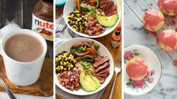 Everyday Eats: Chia Pudding, Pumpkin Cookies And Nutella