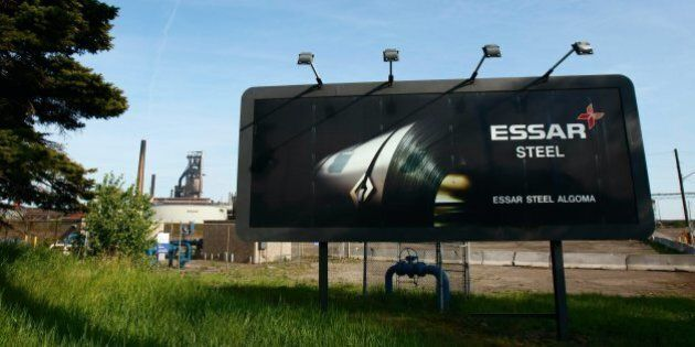 Essar Steel Algoma, Canada's 2nd Largest Steel Producer, To Seek Bankruptcy