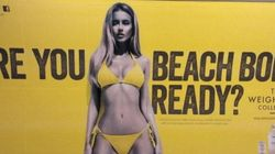 London Mayor Bans 'Unrealistic' Body-Shaming Ads From