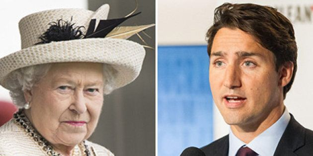 Trudeau Trying To 'Excise' Images Of Queen, Worries Monarchist League Of