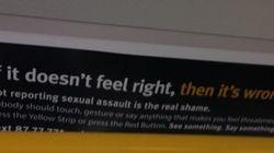 Victim-Shaming Transit Ad Raises