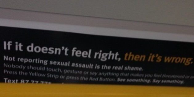 Victim-Shaming TransLink Ad Will Be Changed After