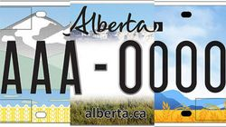 Bread, Circuses and the Great Alberta Licence Plate