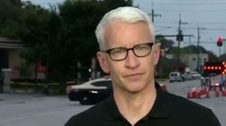Anderson Cooper Chokes Up In Powerful Orlando Shooting