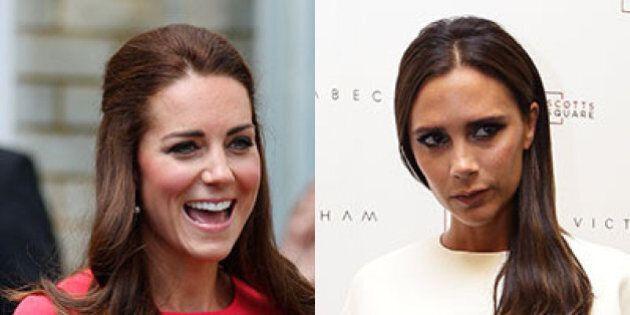 Victoria Beckham Gave Kate Middleton Christian Louboutin