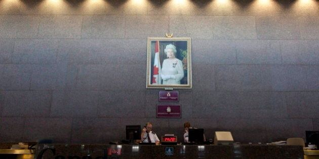 Queen's Portrait Pulled Down, Quebec Paintings By Alfred Pellan Back Up In Foreign Affairs