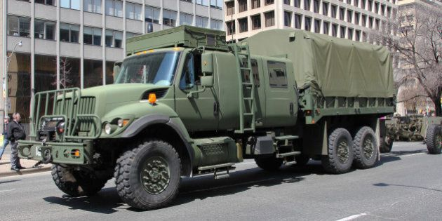 Alberta To Recognize Military Credentials For Commercial Drivers