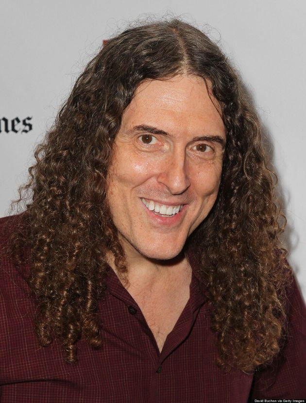 Weird Al Yankovic Had The Hair Of '90s Boy Band