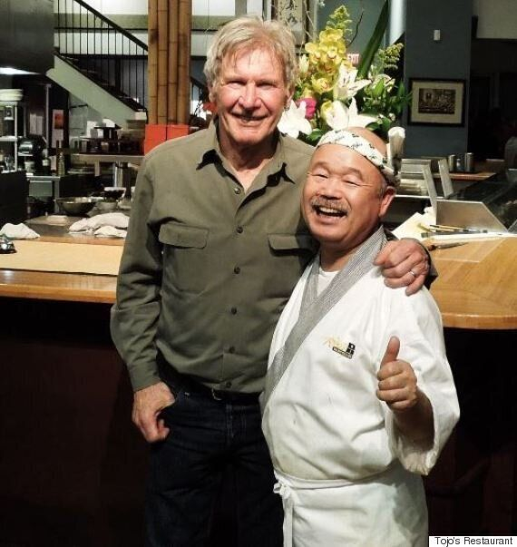 Tojo's Sushi Restaurant Chef Earns Honour From Japanese