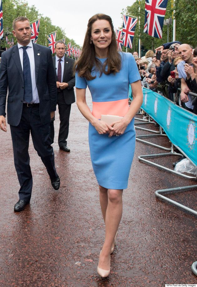 Kate Middleton Recycles Catherine Walker Look From 2011 Canadian Royal