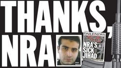 New York Paper Has A Message For The NRA After Orlando