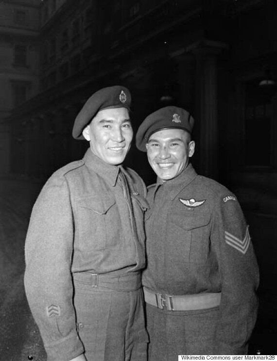 11 Canadian War Heroes We Can't Forget On November