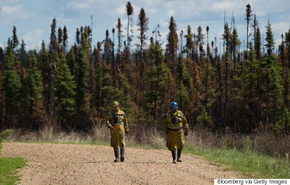 Fort McMurray Fire Has Stopped Growing: