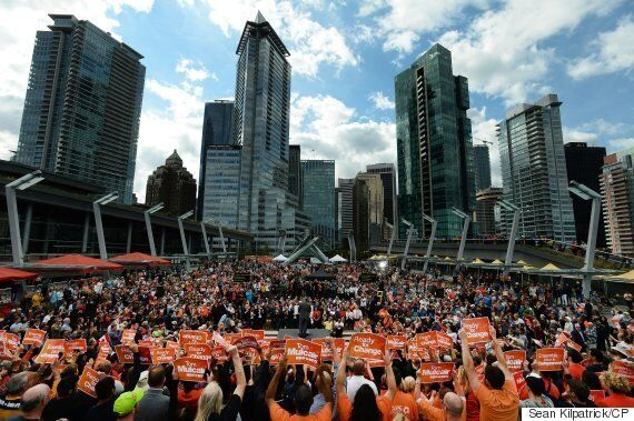 B.C. NDP Support Was A Bright Spot In Disappointing National Campaign: