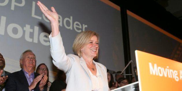 Alberta NDP Convention 'Kudatah'