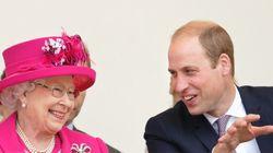 Prince William Wishes His 'Granny' A Happy