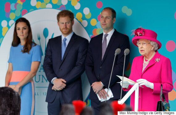Prince William Gives Sweet Speech In Honour Of The