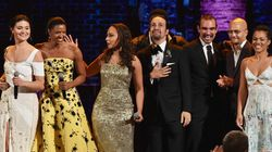Actors Of Colour Make Tony Awards