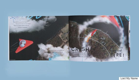 Personalized Children's Book Incorporates Geotechnology And NASA