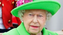 The Internet Can't Get Enough Of Queen Elizabeth II's Green