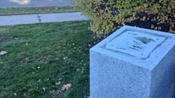Plaques Honouring Veterans Stolen From Fredericton