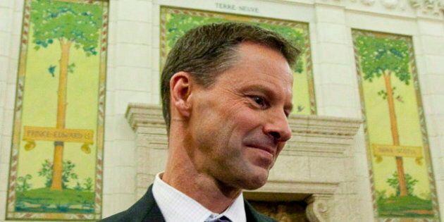 Nigel Wright, Harper's Ex-Chief Of Staff, Returns To