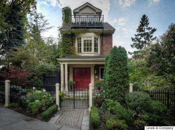 Tragically Hip Rocker Gord Downie Sells Toronto House For Well Below Original Asking