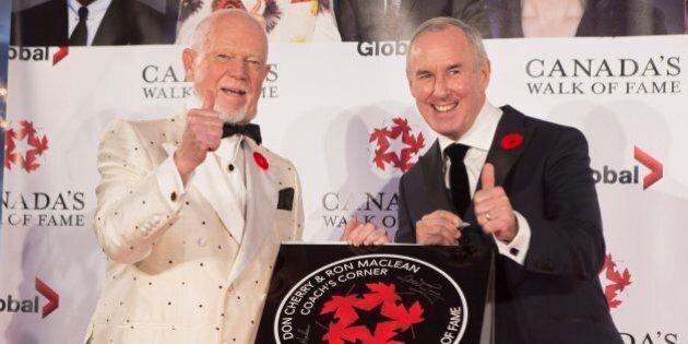 Michael Buble, Don Cherry And Ron MacLean To Join Canada's Walk Of