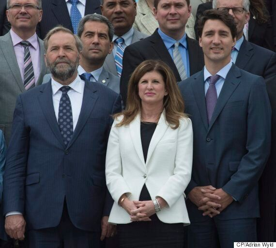 Justin Trudeau, Rona Ambrose, Thomas Mulcair Denounce Florida