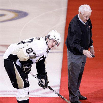 Gordie Howe Remembered: Sidney Crosby Recalls The Unforgettable Moment He Met