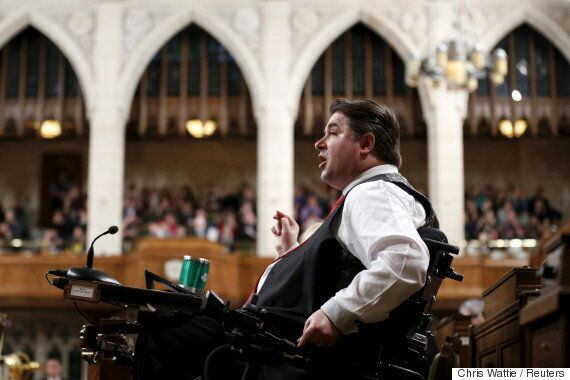 Liberal MP's Flyer Wrongly Tells Constituents Liberals Restored Veterans'