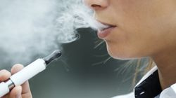B.C. Bans Youth E-Cigarette