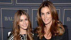 Proof Cindy Crawford And Kaia Gerber Are The Perfect Modelling