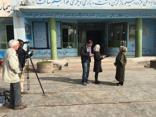 Remembering Afghan Journalist Zabihullah