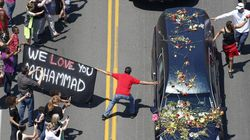 Thousands Chant 'Ali' As The Greatest Returns Home One Last