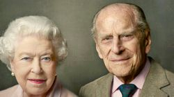 New Portrait Of The Queen And Prince Philip