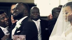 This Groom's Reaction To His Bride Will Make You
